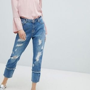 Only Jeans - ONLY Boyfriend Cropped Jeans NEW/ FLASH SALE